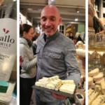 Gallo Sauvignon Blanc - Korenbloem bio-blauwe kaas uit Jutland