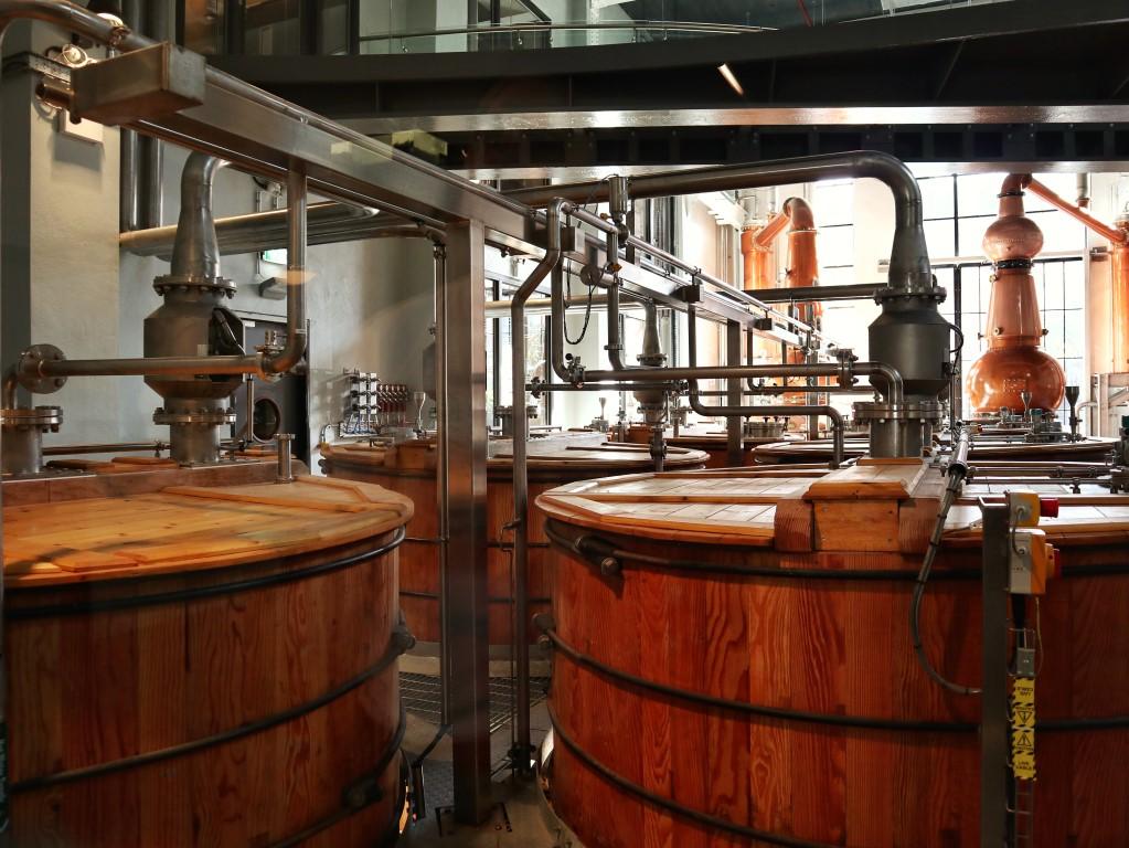 Roe & Co Distillery - Tips voor je weekend Dublin