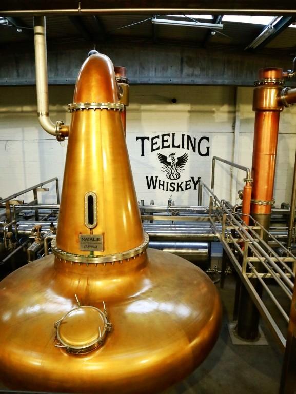 Op bezoek bij: The Teeling Distillery Dublin