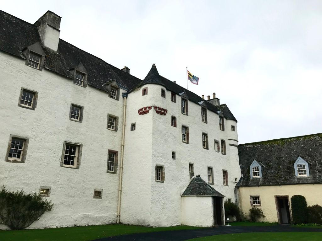Traquair House - Slapen in een echt Schots landhuis (inclusief eigen brouwerij!)