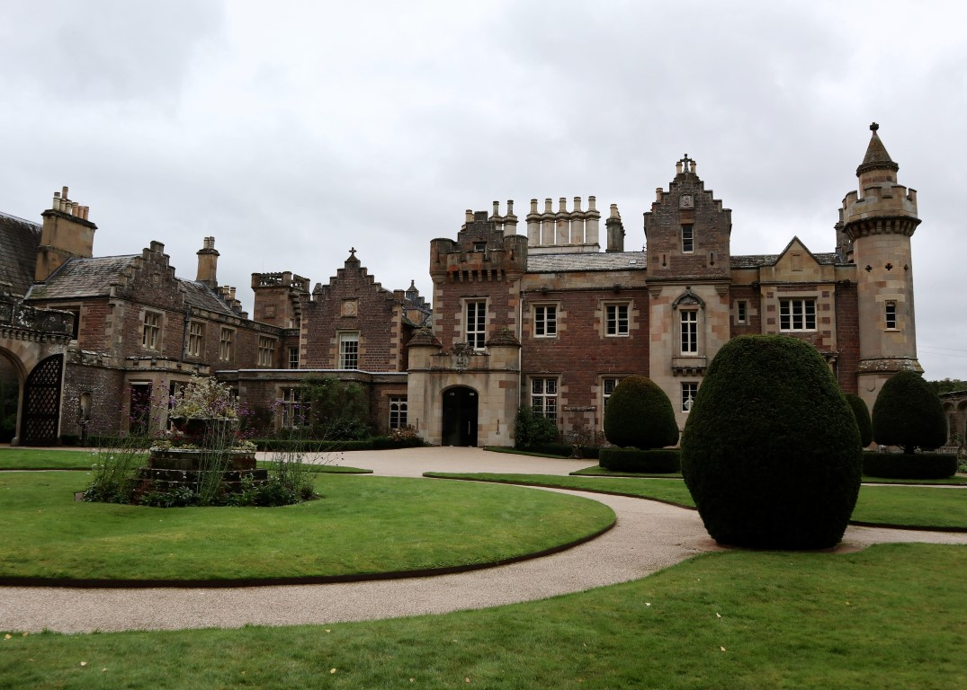 Abbotsford House - tips Dumfries, Galloway en Scottish Borders