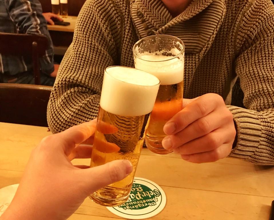 11x bier en Kölsch in Keulen
