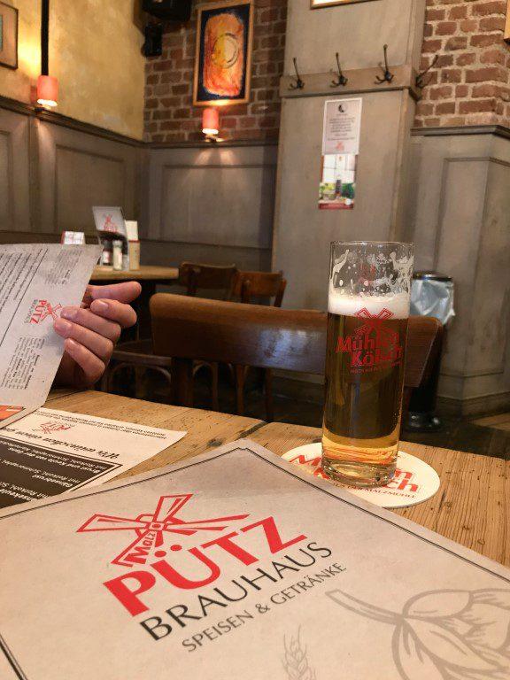 Brauhaus Pütz - Kölsch in Keulen