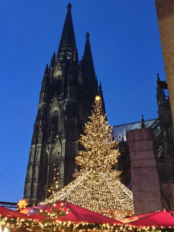 Kerstmarkt Keulen - DOM