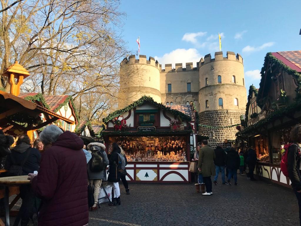 Kerstmarkt Keulen - Rudolfplatz
