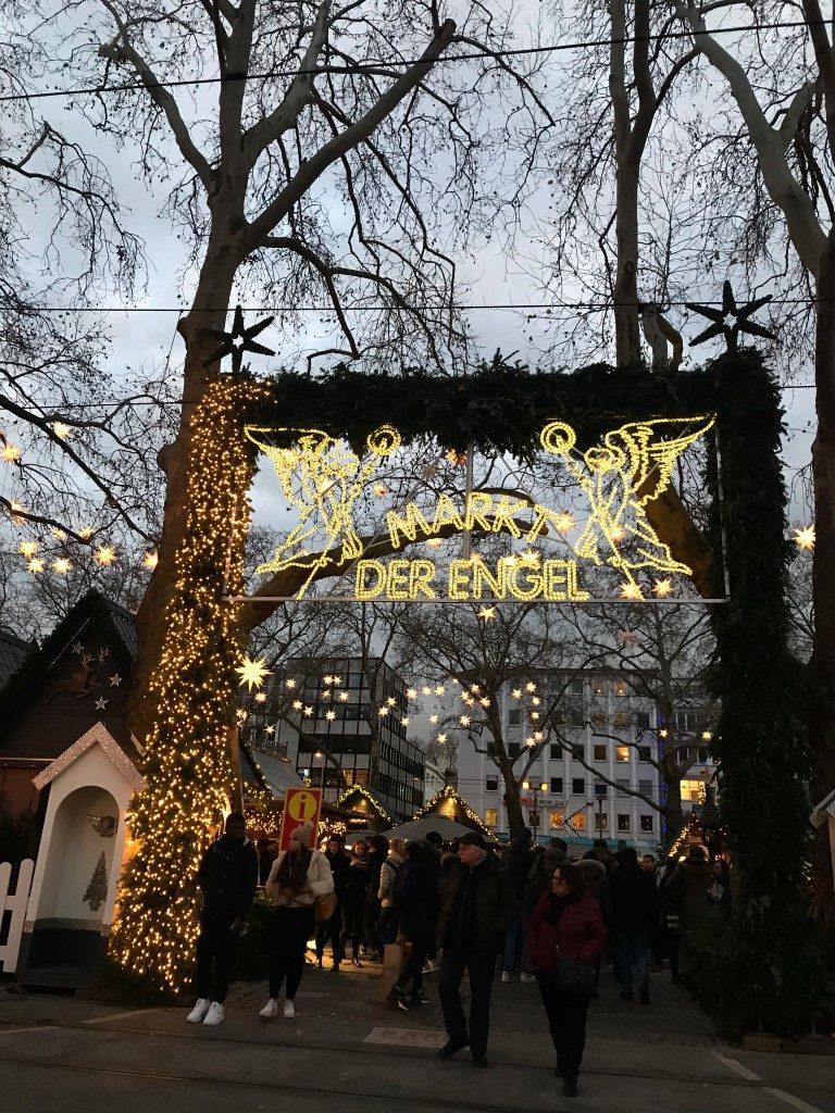 Kerstmarkten Keulen - Neumarkt
