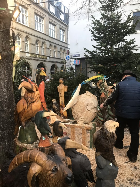 Kerstmarkten in Keulen - Alter Markt