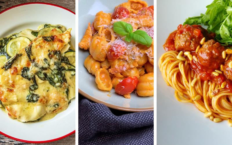 Lekkere pasta recepten - simpel voor elke dag