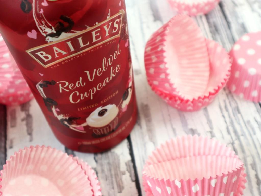 Baileys Red Velvet Chocolate Martini