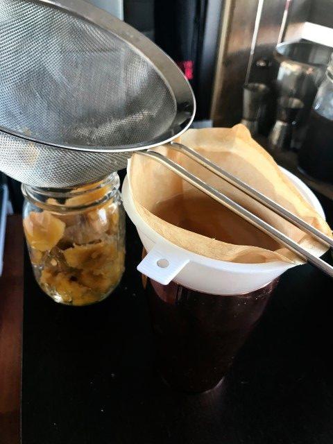 Mangolikeur maken