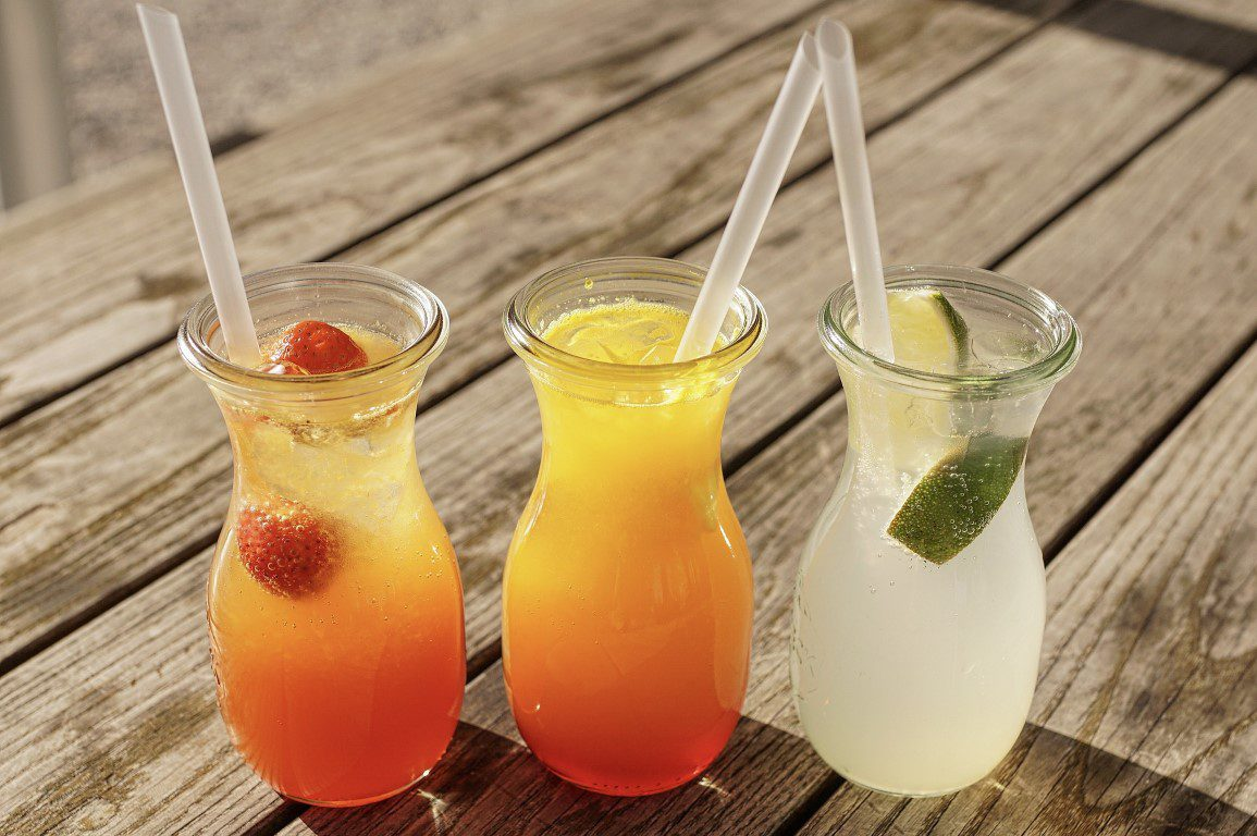 Zomerse cocktails met Malibu Rum
