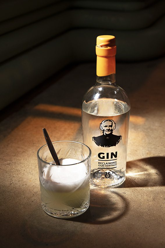 Wagging Finger Gin Sour