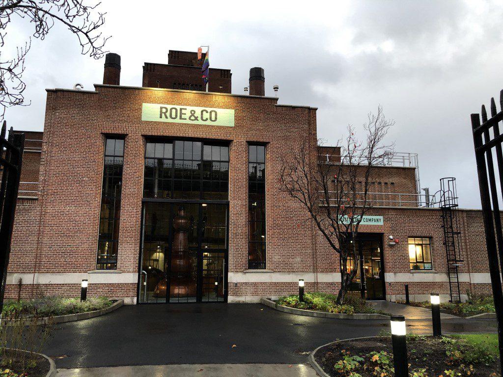 Op bezoek bij: de Roe & Co Distillery in Dublin