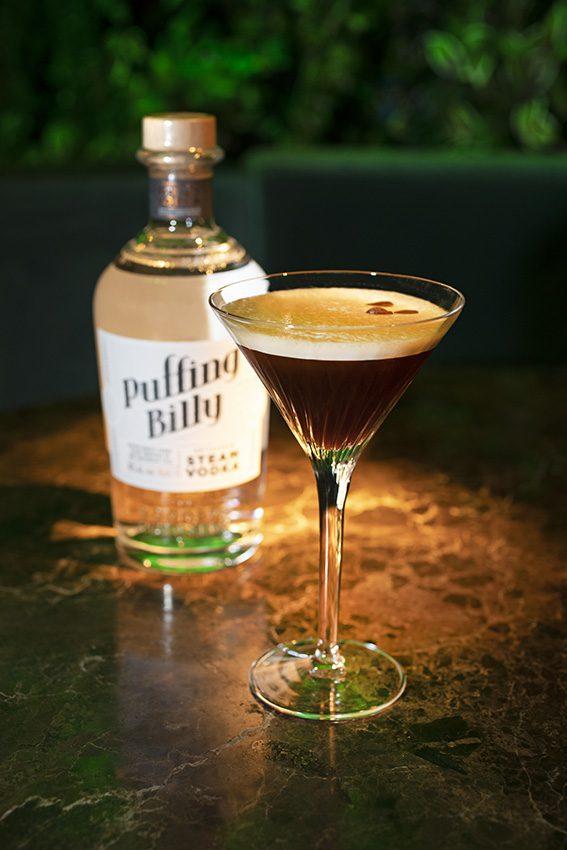 Puffing Billy Espresso Martini