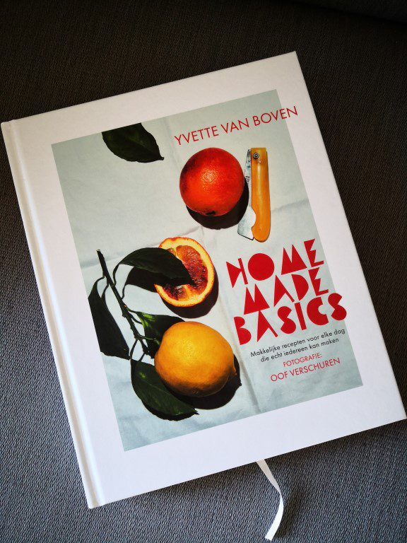 Review - Home Made Basics - Yvette van Boven
