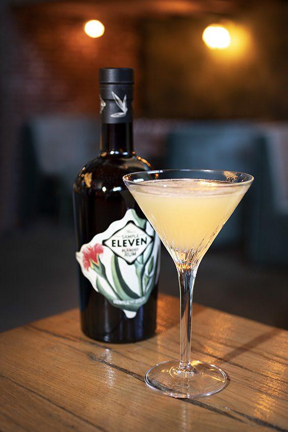 Sample Eleven Rum Daiquiri