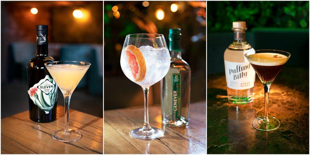 Vijf Klassieke Cocktails met een Twist
