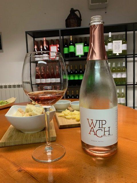 Vipava Vallei Slovenië - Wipach Winery Slovenia