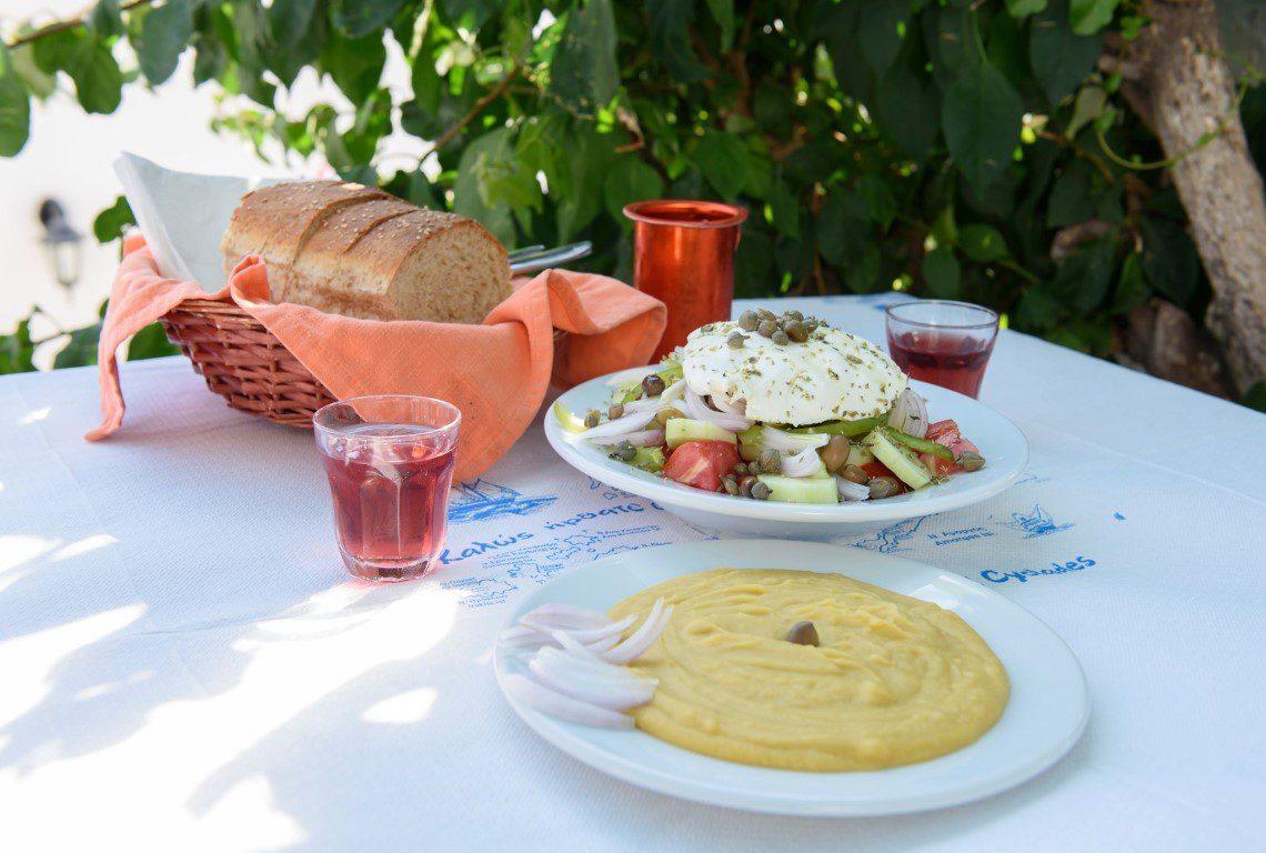 Zelf Griekse Fava maken
