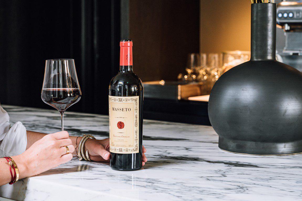 5 Super Tuscans die elke wijnliefhebber geproefd moet hebben - Masseto