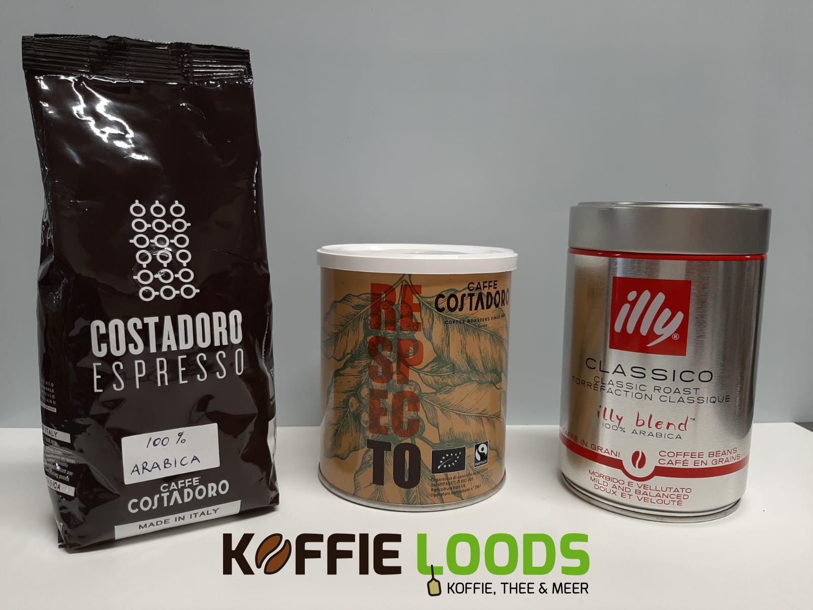 Koffiebonen - Van koffieplant tot jouw favoriete kopje koffie