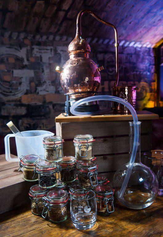 Op bezoek bij: Edinburgh Gin