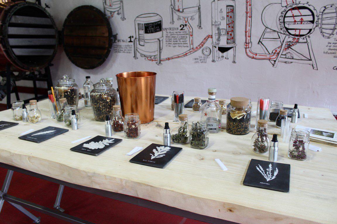 Op bezoek bij de Caorunn Gin Distillery Schotland