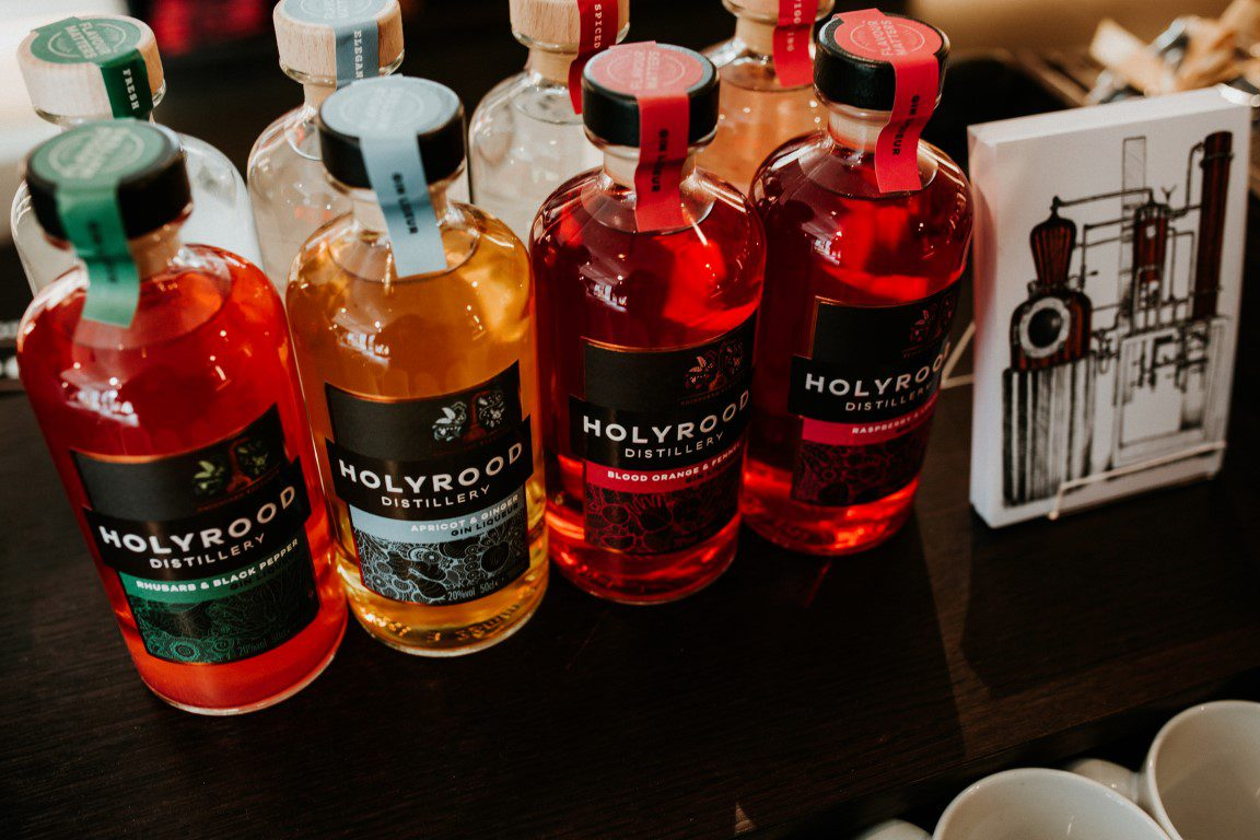Op bezoek bij: de Holyrood Distillery Edinburgh