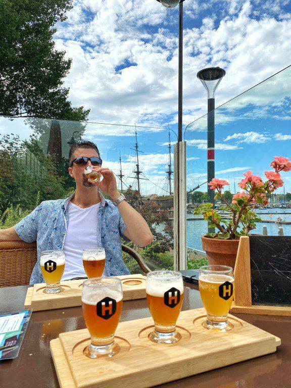 Pension Homeland - Brouwerij Homeland Amsterdam