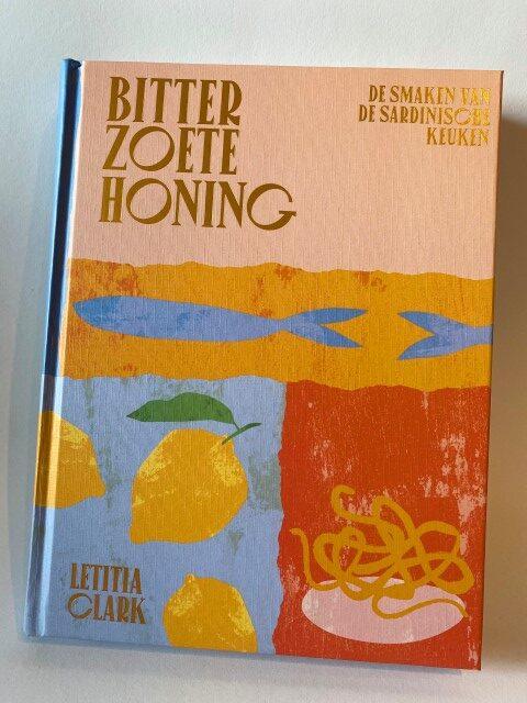 Review: Bitterzoete Honing - Letitia Clark
