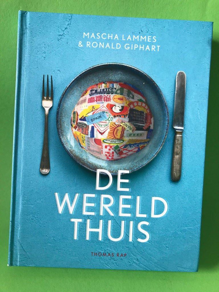Review: De Wereld Thuis - Mascha Lammes en Ronald Giphart