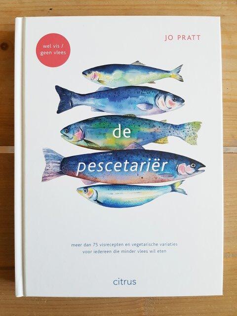 Review: de Pescetariër – Jo Pratt
