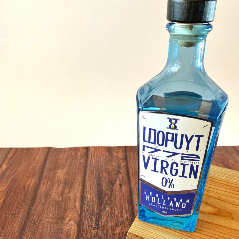 Alcoholvrije Loopuyt Gin cocktail - Loopuyt Virgin 0,0%