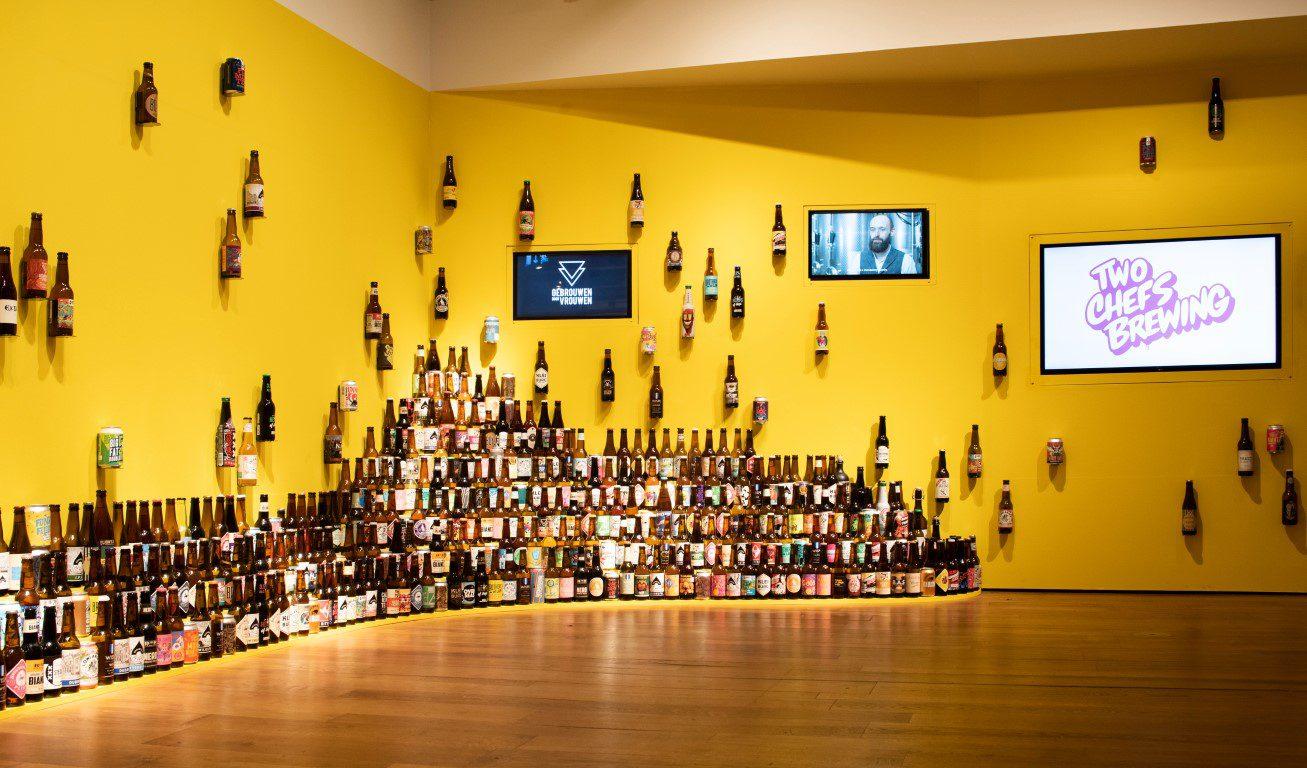 Tentoonstelling Bier, Amsterdam Museum