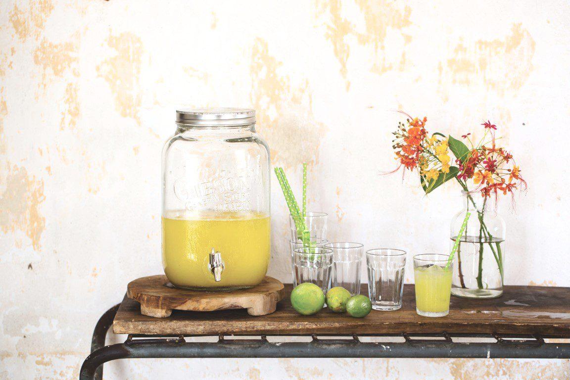 Ananas limonade ©Eef Ouwehand