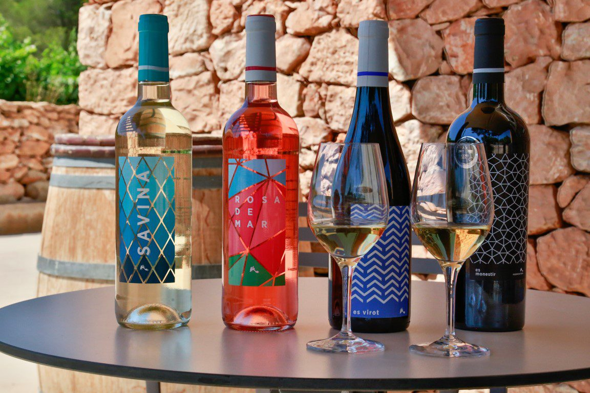 Bodega Terramoll - wijnhuis op Formentera, Spanje