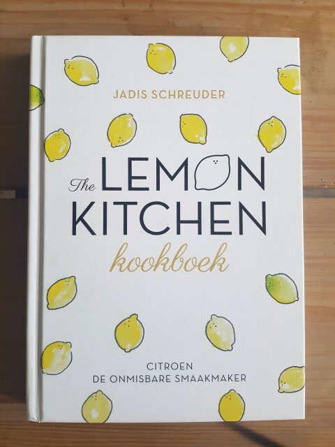Review: The Lemon Kitchen - Jadis Schreuder
