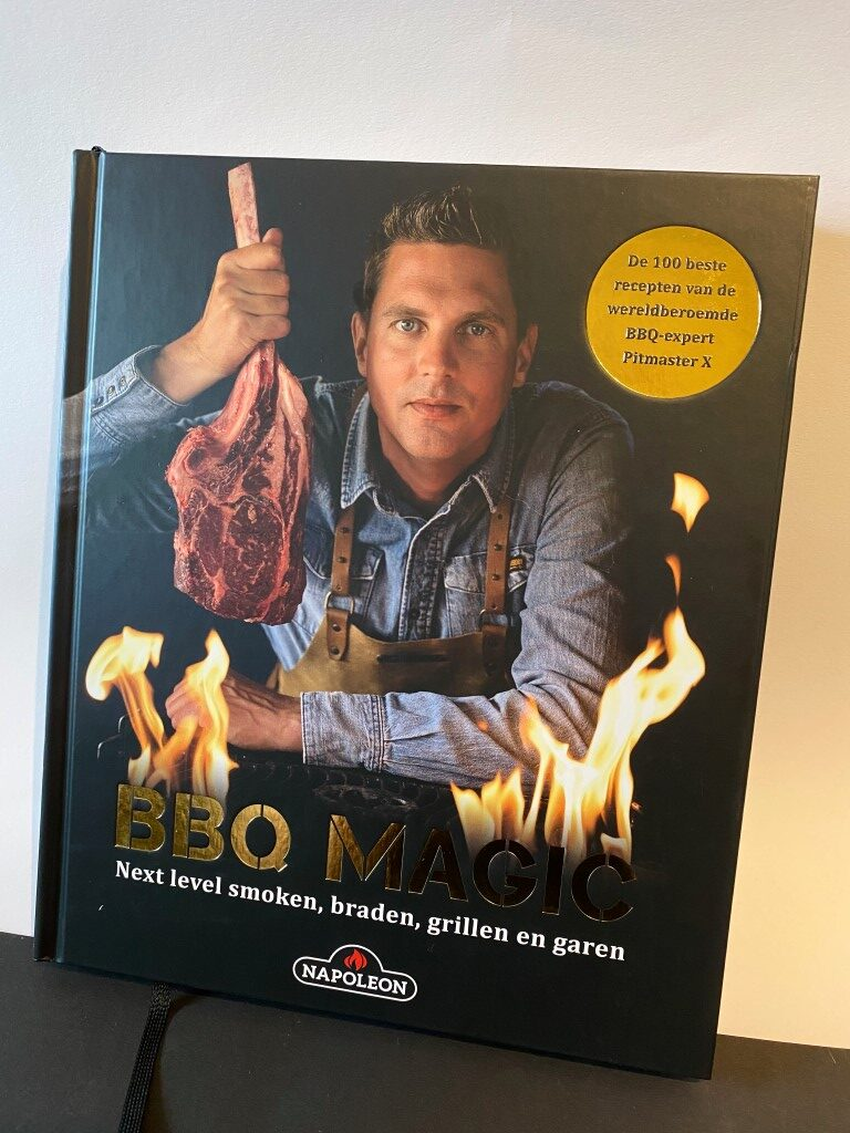 Review: BBQ Magic - Roel Westra (Pitmaster X)