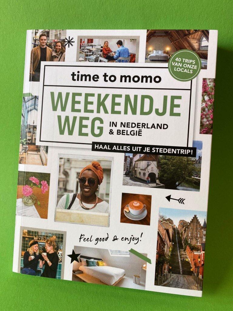 Review: Weekendje Weg in Nederland Belgie Time to momo