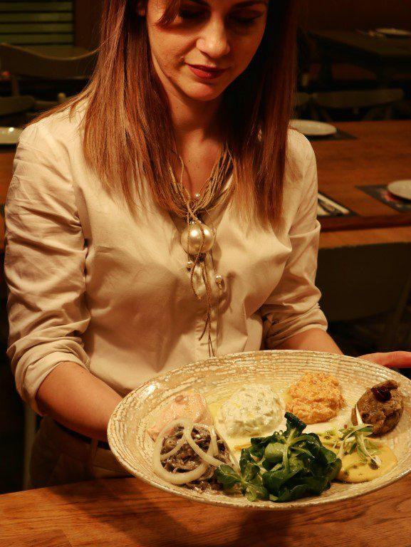 Aglioli Restaurant stedentrip Thessaloniki