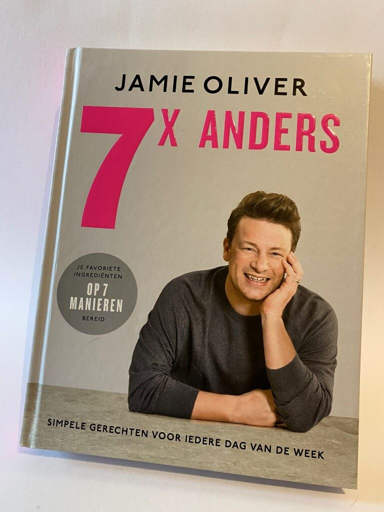 Review: 7x Anders - Jamie Oliver