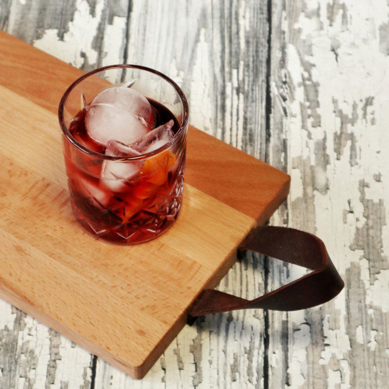 Boulevardier cocktail recept - Highland Park Dragon Legend