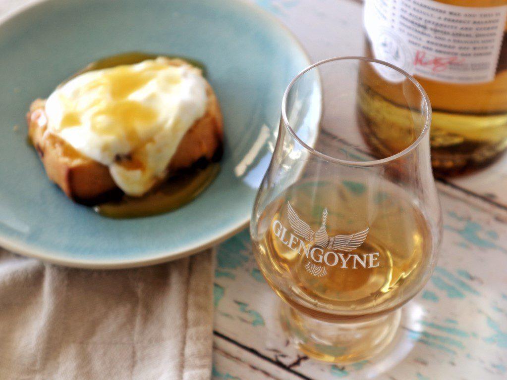 Glengoyne whisky en sinaasappel jam