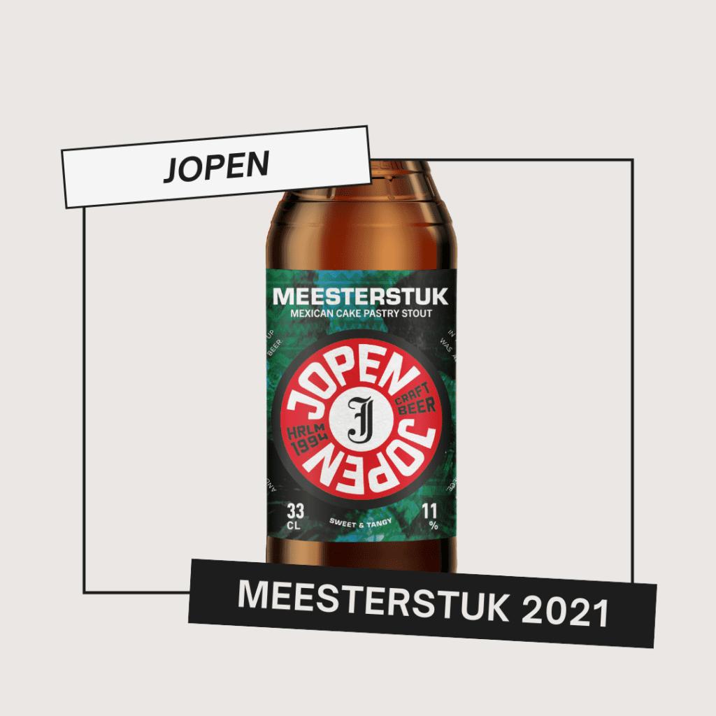 Jopen Meesterstuk 2021