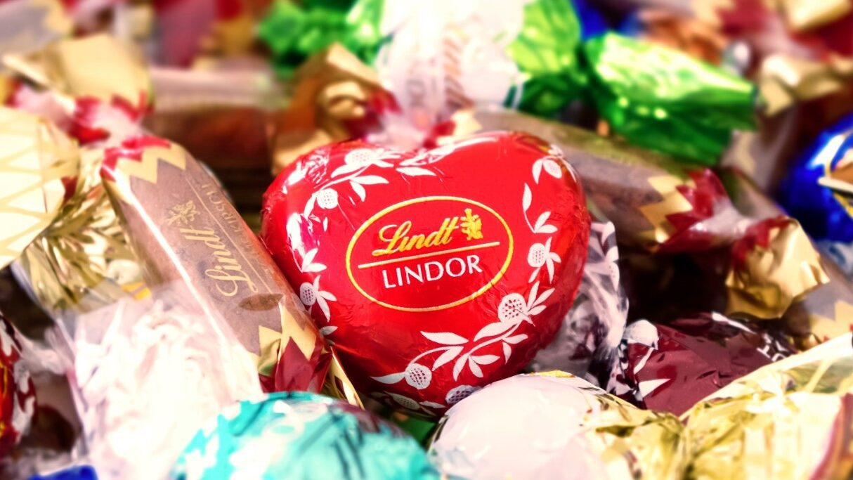 Lindt chocolade adventskalenders