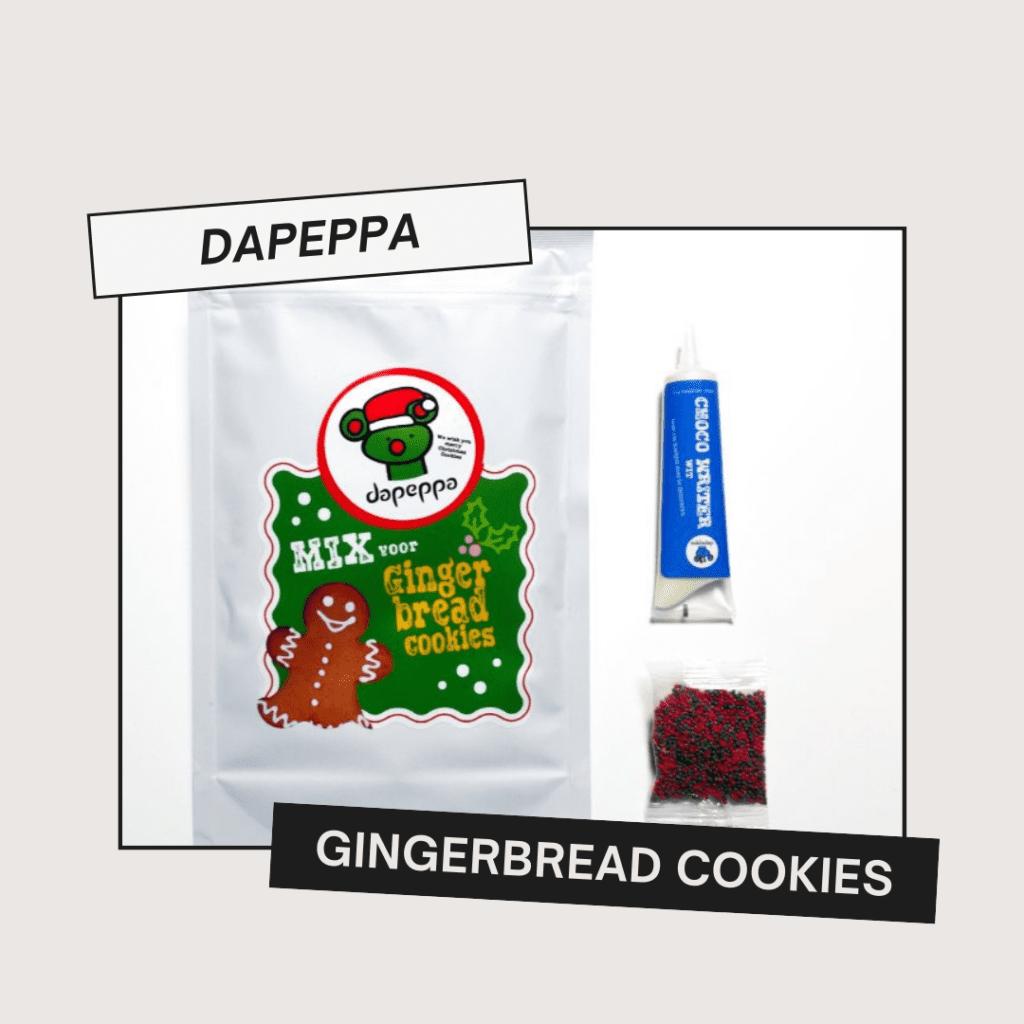 Dapeppa Gingerbread Cookies