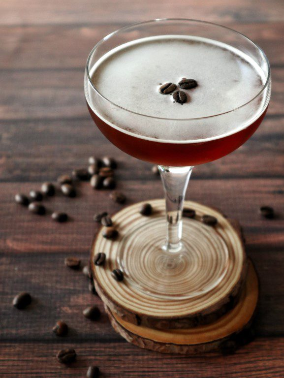 Espresso Martini - Bols Coffee Liqueur en Bols Vodka