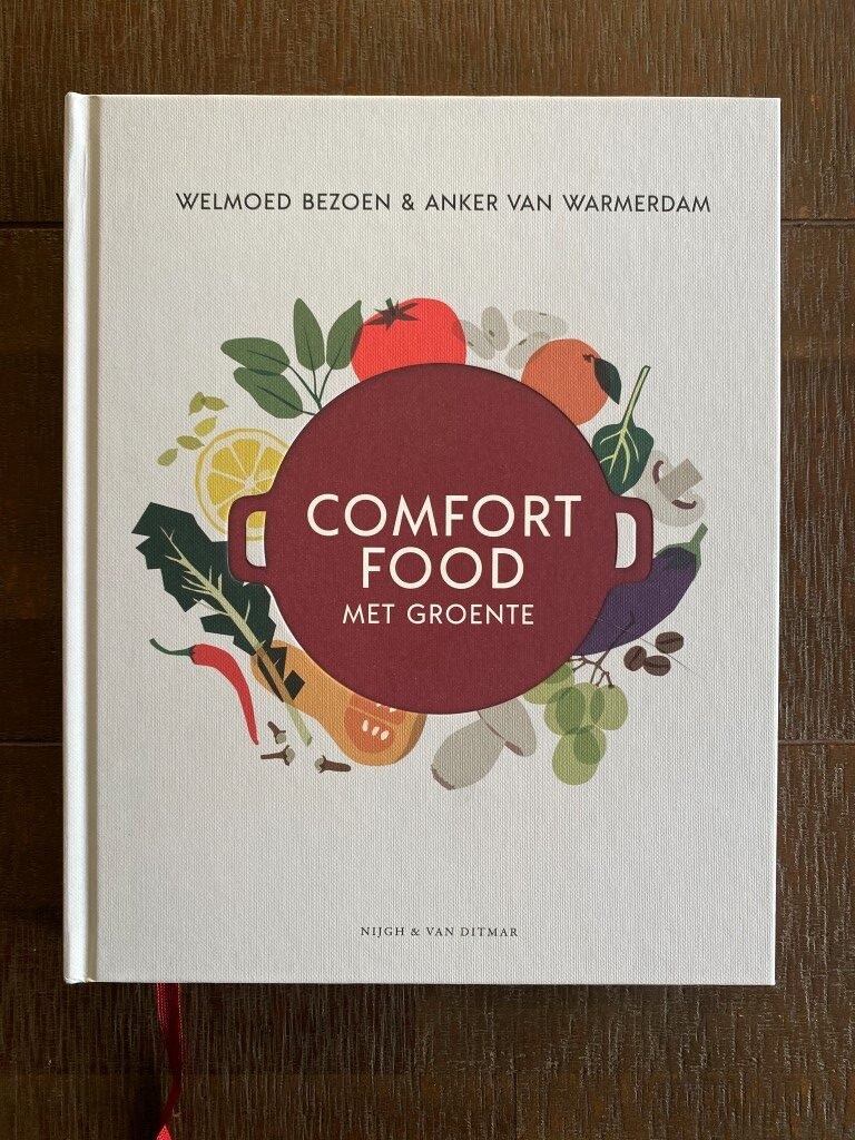 Review: Comfort Food met Groente – Welmoed Bezoen & Anker van Warmerdam