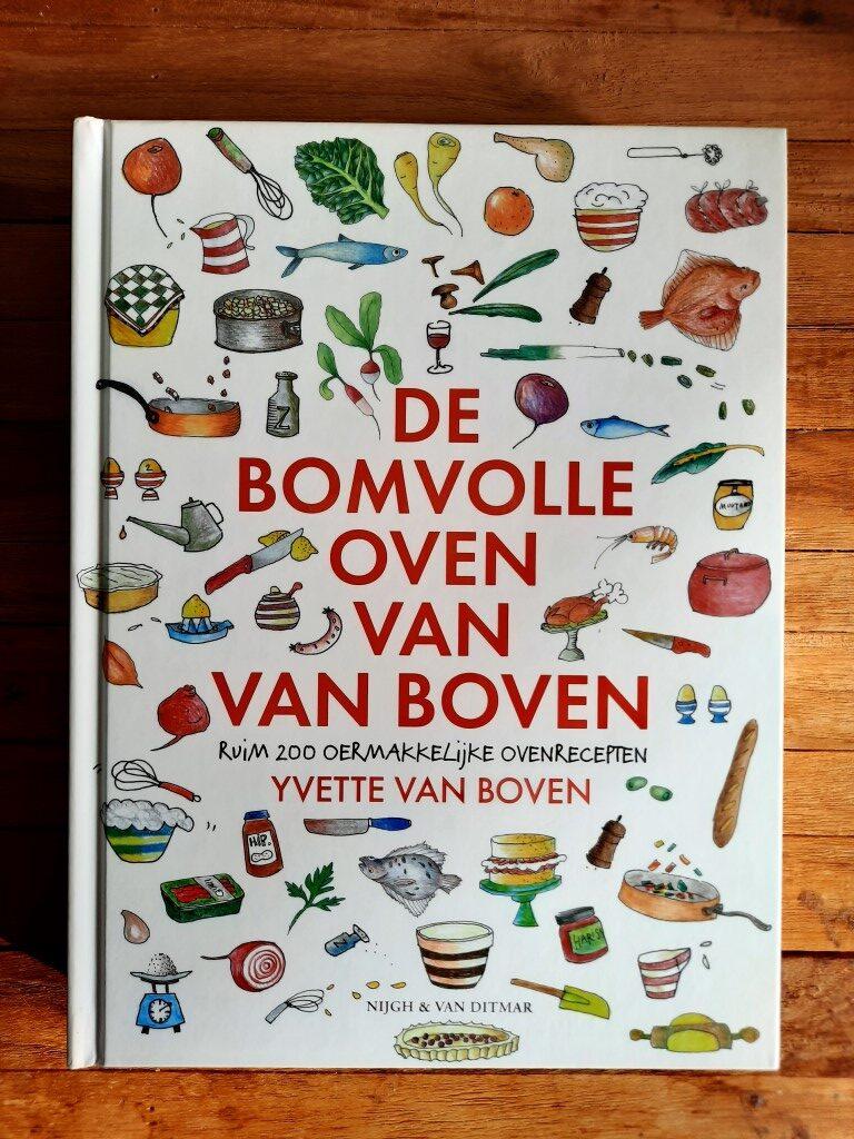 Review: De Bomvolle Oven van van Boven – Yvette van Boven
