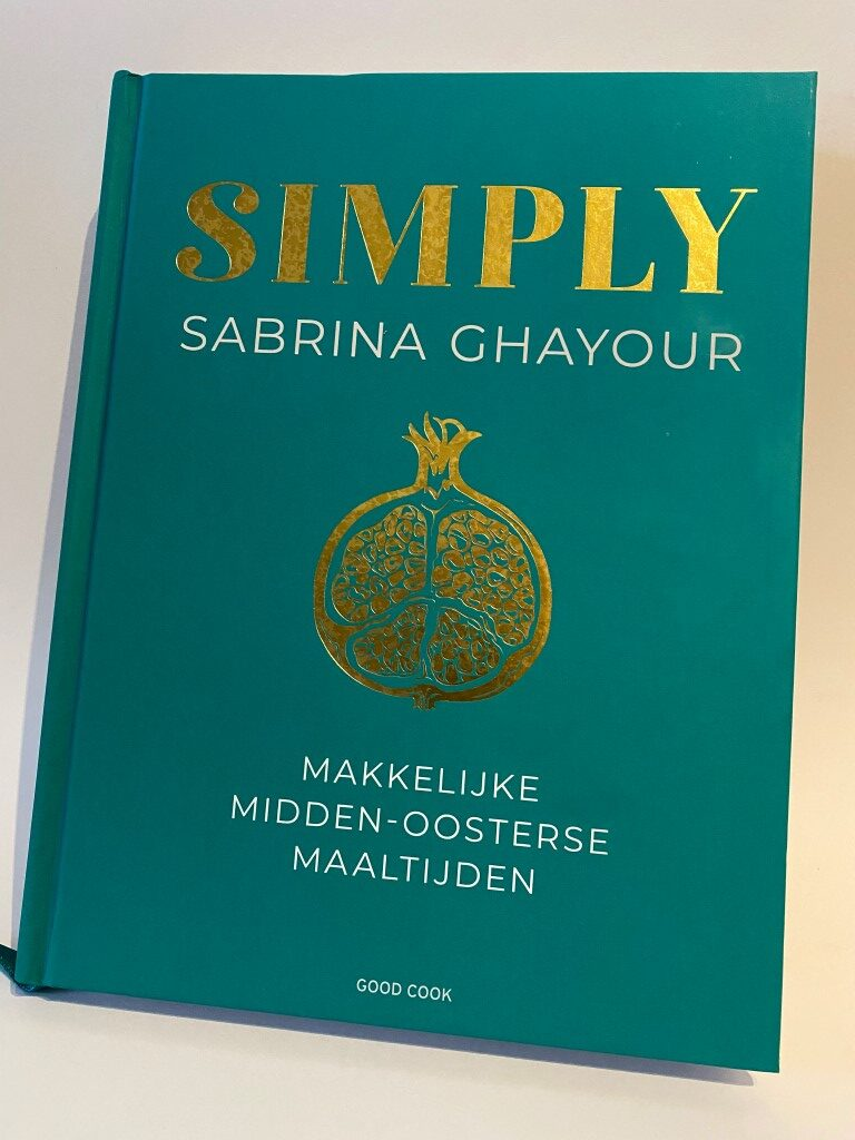 Review: Simply - Sabrina Ghayour